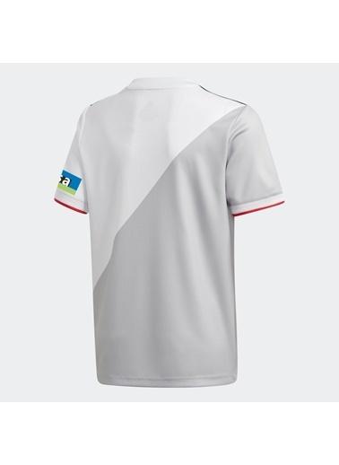 adidas Adidas Çocuk Futbol Forma Beşiktaş H Jsy Y Fr4092 Beyaz